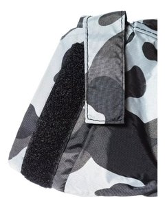 Campera Impermeable Camuflada Nine To One Mist Yuhmak en internet