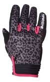 Guantes Cortos Nine To One Leopard Pink Proteccion Yuhmak