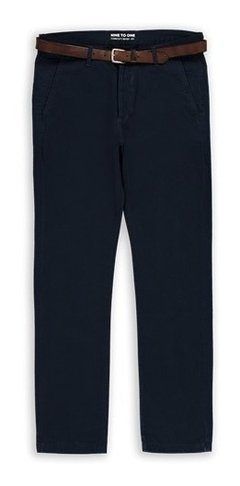 Pantalon Largo Ls2 Chino Dublin Deep Blue Azul Yuhmak en internet