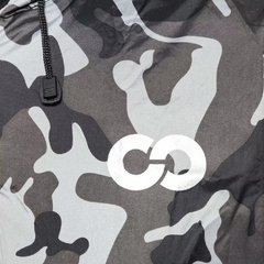 Campera Impermeable Camuflada Nine To One Mist Yuhmak - tienda online