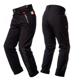 Pantalon Nine To One Dinamic Negro Softshell Protecciones Yuhmak - comprar online