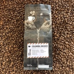 1 x mes: Colombia Washed 250 gr - durante 3 meses