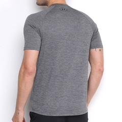 Camiseta Under Armour Tech 2.0 - Cinza - comprar online