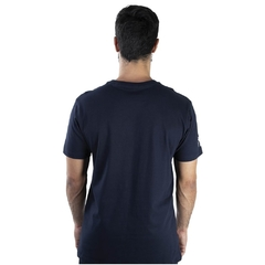 Camiseta New Era MLB NY Yankees Color Strip - Marinho na internet