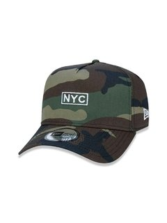 Boné New Era 940 Branded Militar