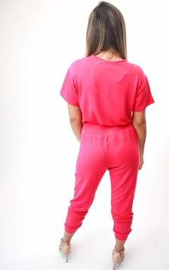 Conjunto 3 Cores Pink - Chris Evert