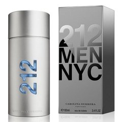 212 MEN - Carolina Herrera Cofre x 100 ml