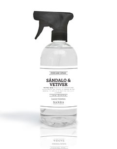 Perfume Spray x 500ml - Sándalo & Vetiver