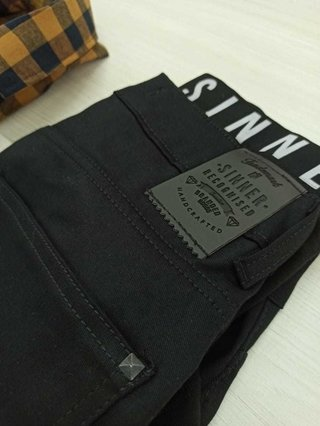Pant Inblack - SINNER CLOTHING