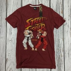 Remera Street fighter