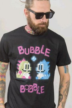 Remera Bubble