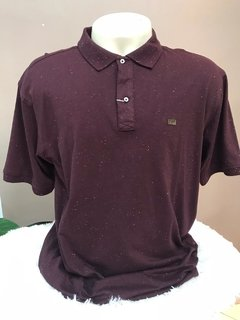 Camiseta OTT gola polo, bordo G