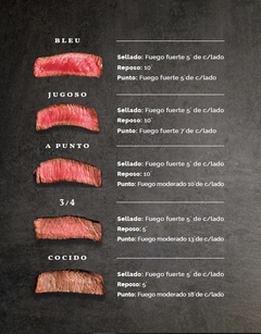 Combo Abrasado Dry Aged Beef collection 4x4 30días