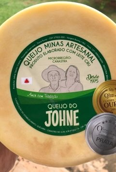 Queijo Canastra do Johne na internet