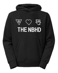 Moletom The Neighbourhood Moleton Feminino Casaco
