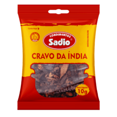 CRAVO DA INDIA SADIO 10G  (SADIO - 2951)