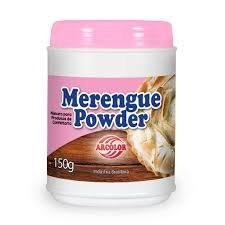 MERENGUE POWDER 150G ARCOLOR  (ARCOLOR - 5392)