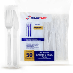 KIT GARF/FAC/GUARD STRAW BCO C/50  (STRAWPLAST - 7122)