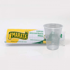 COPO MARATA PS TRANS 400ML   (MARATA - 9458)