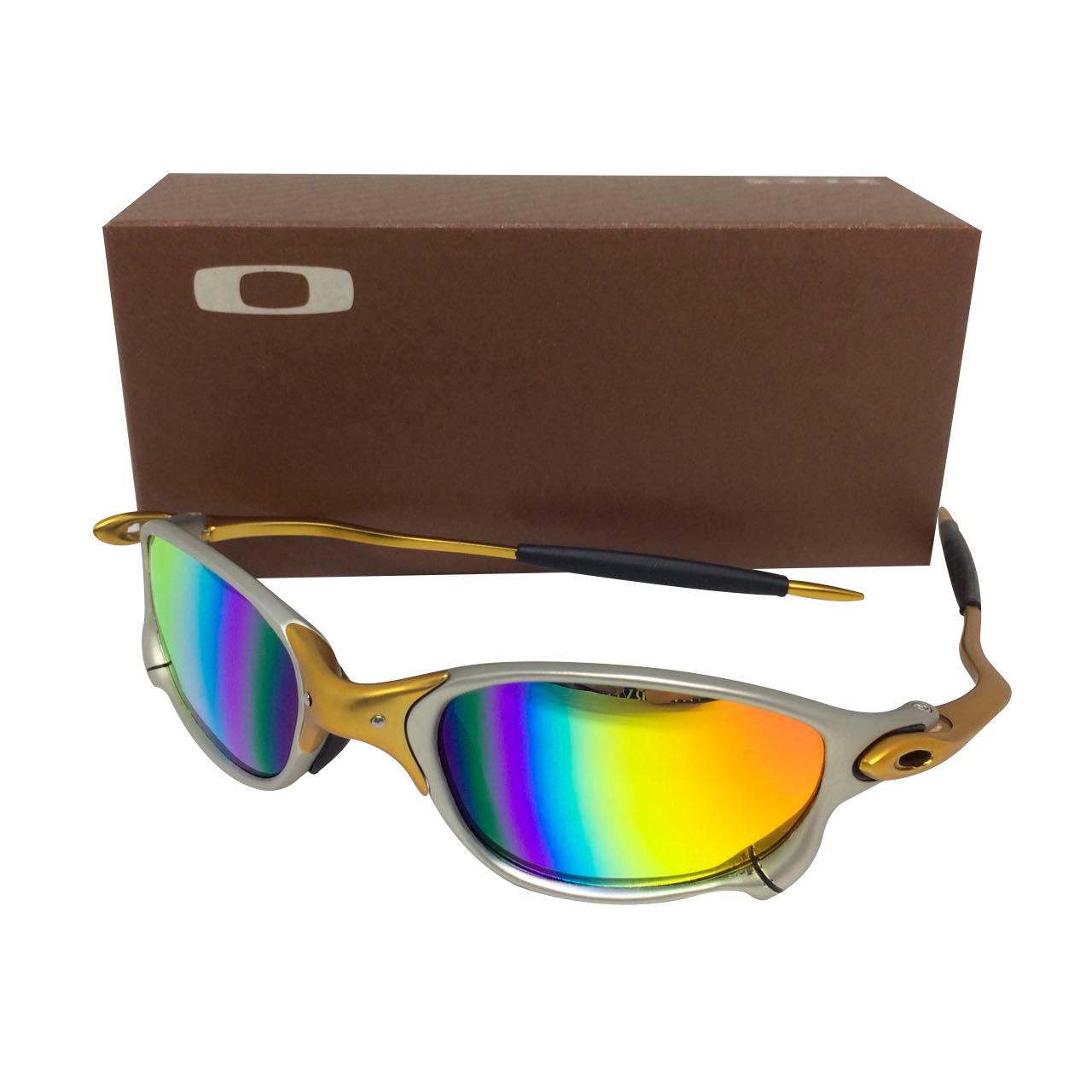Oakley Juliet Arco Iris - Venha comprar óculos de sol Oakley Juliet Arco Iris na Madame Juliet