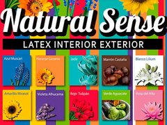 Látex Interior Color Uxell Natural Sense X 1 Lts - comprar online