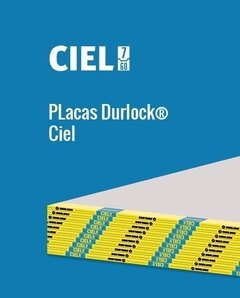 Placa Durlock Ciel 7 Mm 1,20 X 2,40 Mts