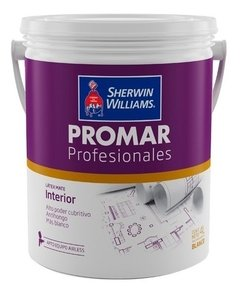 Látex Profesional Interior Sherwin Williams Blanco X 1 Lt