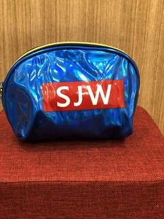 Necessaire  metalizada SJW- 0473985 - Alianca Center