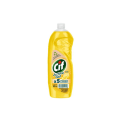 CIF DETERGENTE LIMON X 500ML