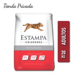 ESTAMPA PLUS CRIADORES 20 KG
