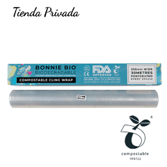 Film Biodegradable y Compostable bonnie bio