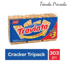 GALLETAS TRAVIATA