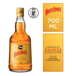 Whisky White Horse 700 ml en oferta Mendoza