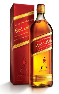 Venta online de Johnny Walker Red Label x 750 ml en Mendoza