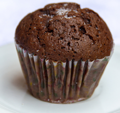 Muffin chocolate SIN LACTOSA