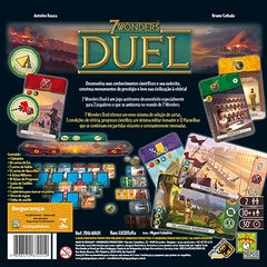 7 Wonders Duel - Távola Games
