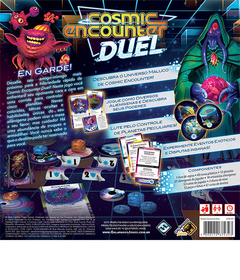 Cosmic Encouter Duel - Távola Games