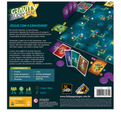 Gravity Superstar - Távola Games