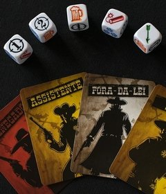 Bang! Dice Game na internet