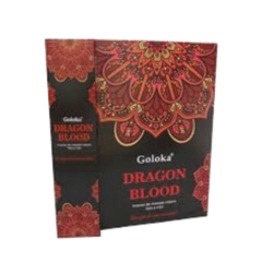 Incenso goloka dragon blood