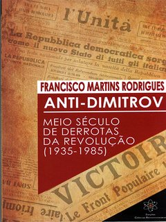 Anti Dimitrov - Franscisco M Rodrigues