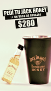 JACK DANIEL HONEY (50 ml)