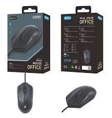 Mouse Optico One Plus  - G5059