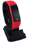 Smart Band Fit West F6 Red