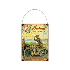 Indian Motorcycle 1918