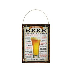 Beer around the world Cerveza