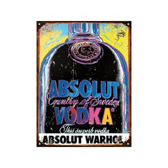 Absolut Warhol Vodka