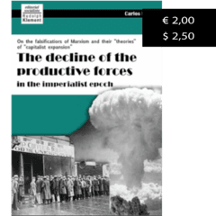 The decline of the productive forces - comprar online