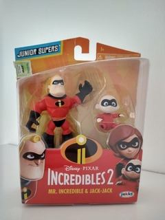 Los Increibles Mr Increible Y Jack-jack