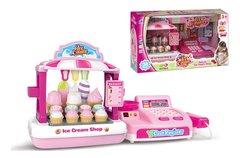 Caja Registradora Ice Cream Set Juguete